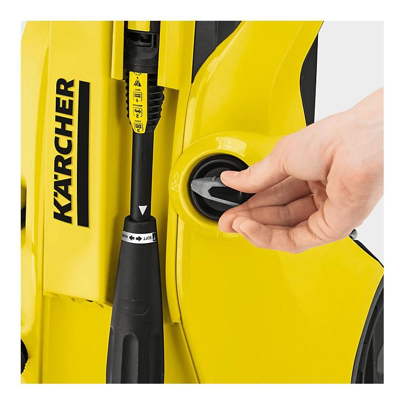 idropulitrice karcher k5 full control con kit casa pressione max 145 13245030. Black Bedroom Furniture Sets. Home Design Ideas