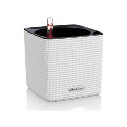 Vaso Cube Color 14 con sistema di AUTO-IRRIGAZIONE - 14x14xh.14 cm - disponibile in 3 COLORI