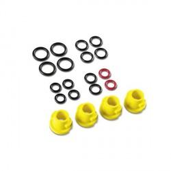 Set o-ring attacco accessori idro per Idropulitrici KARCHER 26407290