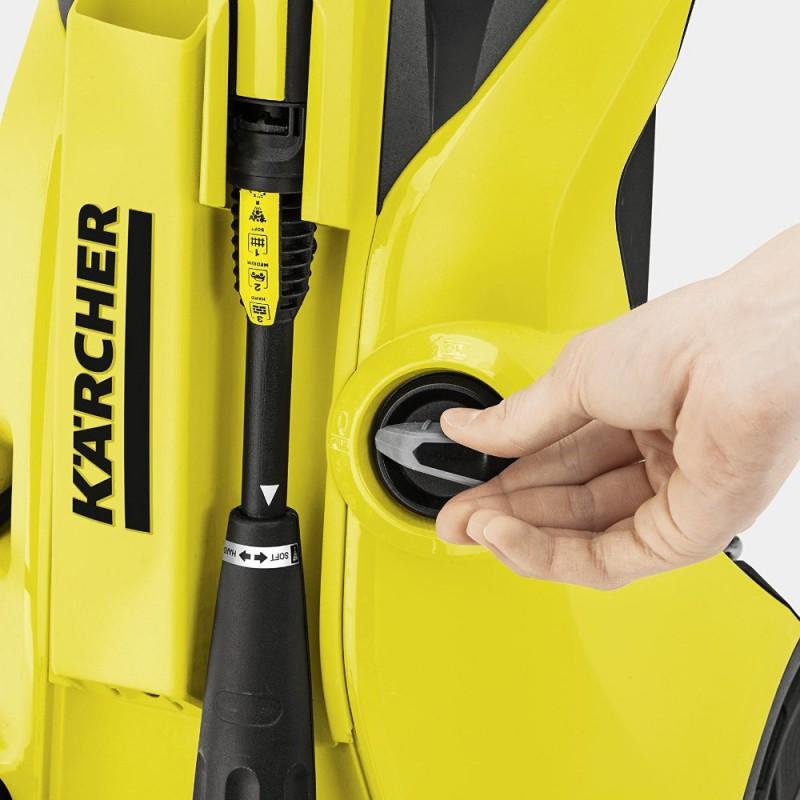 idropulitrice karcher k4 full control con kit casa pressione max 130 13240030. Black Bedroom Furniture Sets. Home Design Ideas