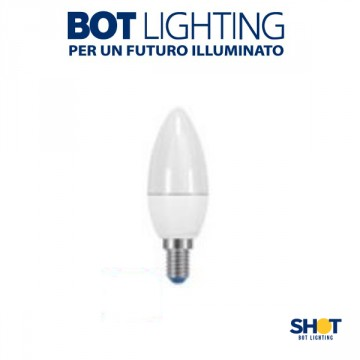"Lampada Led 3,1W 220-240V - BOT LIGHTING ""Oliva Opale"" - Luce Calda"