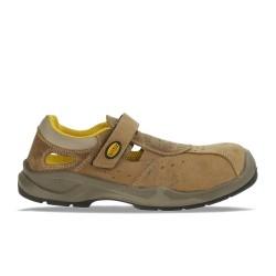Sandalo Antinfortunistica DIADORA UTILITY PARKY II LOW - Noce - S1P-SRC 161332 30050