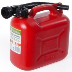 Taniche per carburanti con boccaglio VERDELOOK Portata 5 litri - 212/6