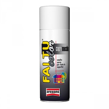 "Smalto spray coprimacchia 400 ml ""Fai Tu Color Coprimacchia"" - AREXONS 3020"