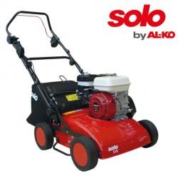 Scarificatore e Arieggiatore a scoppio Solo by AL-KO 518 Motore Honda GX 160 - 163 CC - Taglio 36 cm - 126614