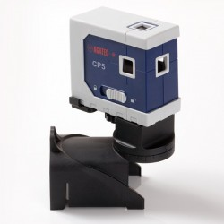 Livella laser a croce autolivellante a batteria a 5 punti - Portata 30 Metri - AGATEC CP 5 - 777412