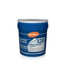 Pittura Naturale a Calce a Lunga Stagionatura Bianco - COVEMA Pittura Naturale a Calce 120 - Conf. 5 kg