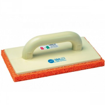 Frattazzo per intonaco premiscelato con gomma spugna morbida SPUMACEL® 23 280X140 mm - Europa - 3M S.R.L. 508