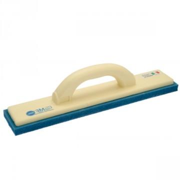 Frattazzo per intonaco premiscelato con gomma spugna morbida blu SPUMACEL® 17 240X100 mm - Serie Mistral - 3M S.R.L. 218