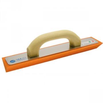 Frattazzo per intonaco premiscelato con gomma spugna SPUMACEL® 32 350X70 mm - Serie Finn - 3M S.R.L. 702
