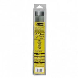 Elettrodi basici per saldatura Ø 3,2 mm - Blister da 8 pezzi - TELWIN 802622