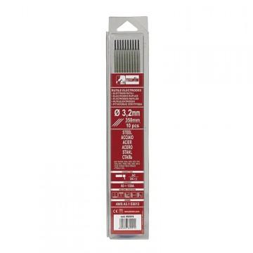Elettrodi rutili per saldatura Ø 3,2 mm - Blister da 10 pezzi - TELWIN 802619