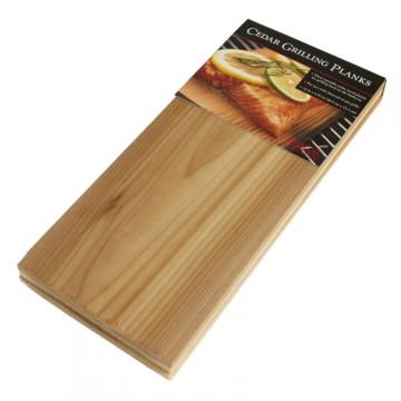 Placca in legno di Cedro per grill - Confezione da 3 Pz - TRAEGER CC6021