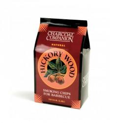 Chips in legno Hickory (Noce U.S.A.) per affumicatura - Confezione da 650 g - TRAEGER CC6018