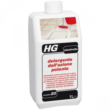 Detergente dall'azione potente per piastrelle - PRODOTTO 20 - HG 435100108