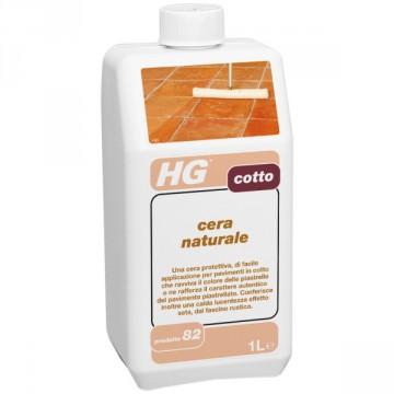 Cera naturale per cotto - PRODOTTO 82 - HG 190100108
