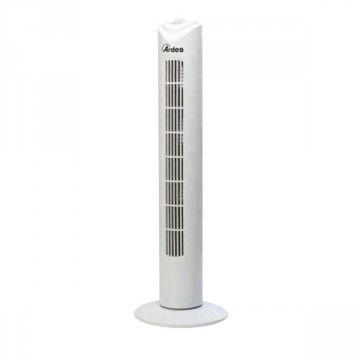 Ventilatore a Torre 3 velocità timer con autospegnimento - Colore Bianco - ARDES DRITO BH AR5T80W
