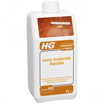 Cera naturale liquida - PRODOTTO 65 - HG 260100108