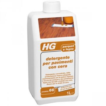Detergente per pavimenti con cera - PRODOTTO 66 - HG 459100108