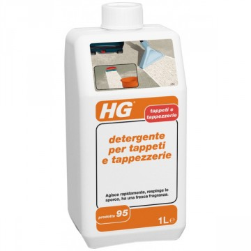 Detergente per tappeti e tappezzeria - PRODOTTO 95 - HG 151100108