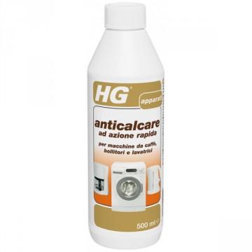 Anticalcare ad azione rapida per macchine da caffè, bollitori e lavatrici - HG 147050108