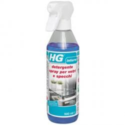 Detergente spray per vetri e specchi - HG 142050108