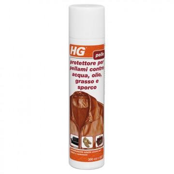 Protettore per pellami contro acqua, olio, grasso e sporco - HG 208030108