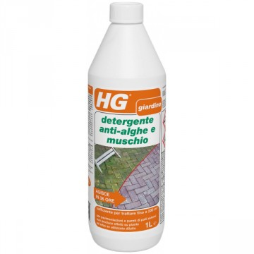 Detergente anti-alghe e muschio - HG 181100108