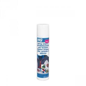 Spray impermeabilizzante per tessuti contro acqua, olio, grasso e sporco - HG 175030108