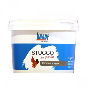STUCCO PER MURO/LEGNO IN PASTA 1 KG
