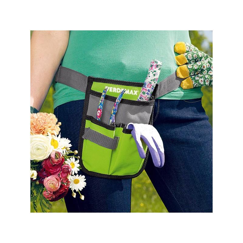Porta attrezzi con cintura verdemax 5009 - Porta metro da cintura ...