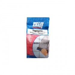 Stucco Fugante grigio KNAUF per fughe fino a 8 mm - CONF. 1 KG - 5855