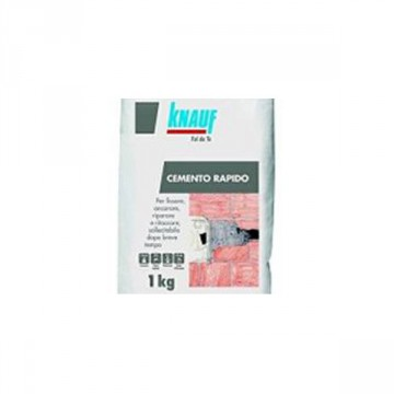 Cemento rapido 42,5 R KNAUF - CONF. 1 KG - 102152