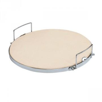 """Pietra per pizza e pane Misura """"S"""" 32.5x37.5 cm - OUTDOORCHEF 18.211.75"""