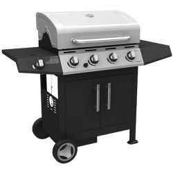 Barbecue a Gas Sochef Golosone 4 g43240 136 cm X 59 cm X 115 cm