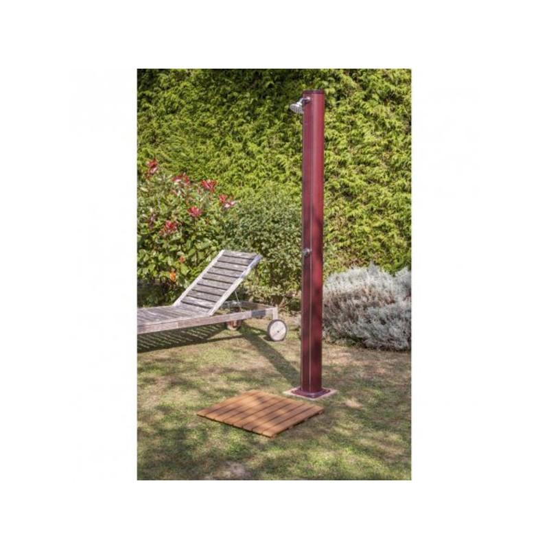 Doccia solare per esterno docce solari per piscina e - Doccia per giardino ...