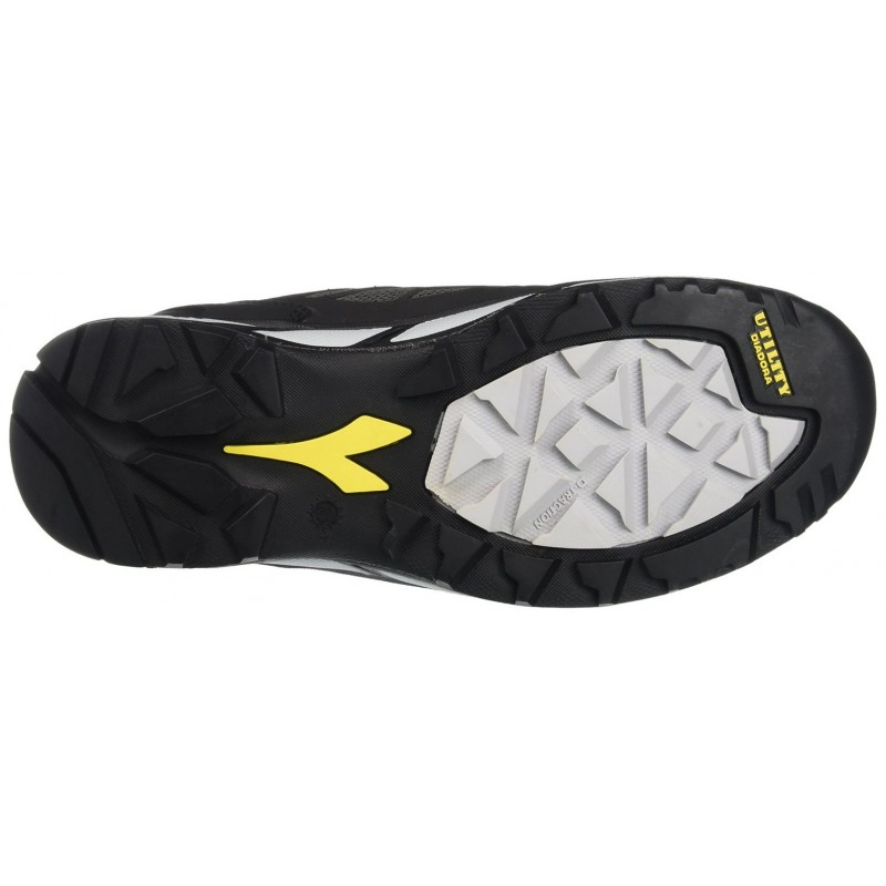 scarpe antinfortunistiche diadora utility d trail low antracitenero s3 sra  hro 170970 c4664 6bcc24f63dd