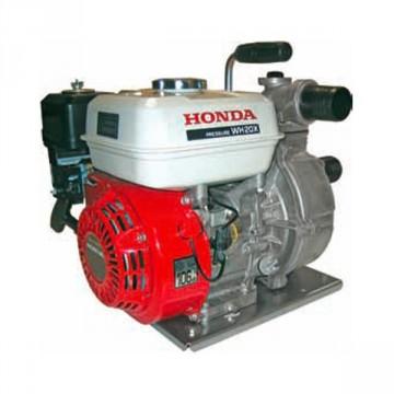 Motopompa centrifuga autoadescante a media pressione per acque chiare - Avviamento a strappo - HONDA WH 20 X