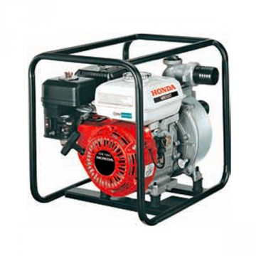 Motopompa centrifuga autoadescante per acque chiare - Avviamento a strappo - HONDA WB 30 XT