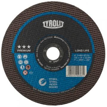 Disco da taglio extrasottile - mm.230x1,9x22,2 - TYROLIT Premium*** 41