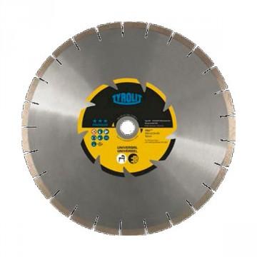 Disco diamantato per taglierina - mm.300x2,4x35 - TYROLIT Premium***