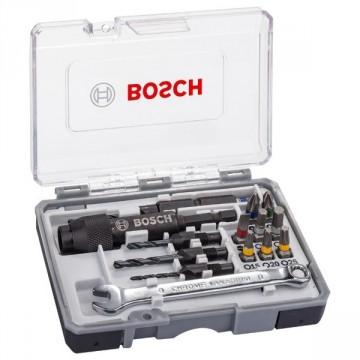 Set di bit di avvitamento Drill&Drive da 20 pz. - BOSCH 2607002786