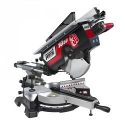 Troncatrice Legno 3D a 3 funzioni 1800 Watt Disco 305 mm - 1050 3D - FEMI