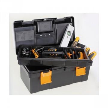 Cassetta porta attrezzi in plastica con 72 utensili Beta CP15 - BETA 021150215