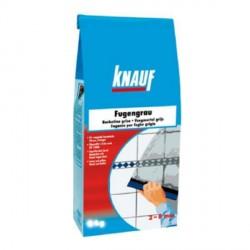 Fugante bianco per fughe fino a 8 mm, confezione da 1 kg - KNAUF 5857
