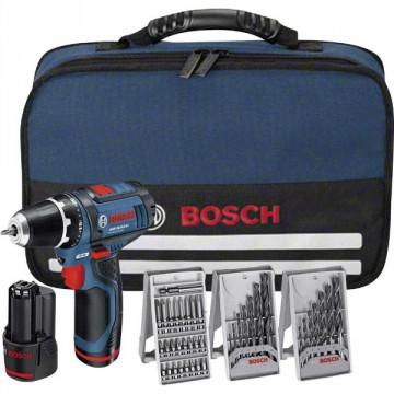 Trapano avvitatore a batteria GSR 10,8-2-LI - BOSCH 0615990GA9