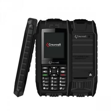 Telefono cellulare Dual SIM - completamente impermeabile e galleggiante - CROSSCALL Shark-V2
