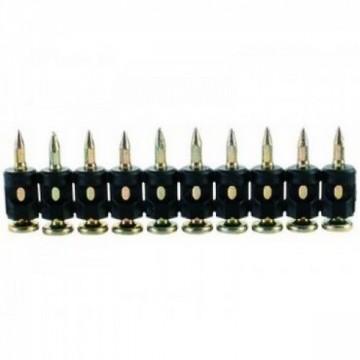 Chiodi in acciaio C6-25 per Pulsa 700P, 500pz - per fissaggio su calcestruzzo di resistenza medio-bassa - SPIT 046320