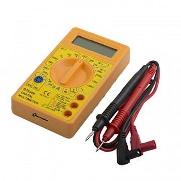 Multimetro digitale elettronico 6 funzioni - batteria inclusa - ELECTRALINE 59002