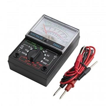 Multimetro analogico 6 funzioni - batteria inclusa - ELECTRALINE 59003